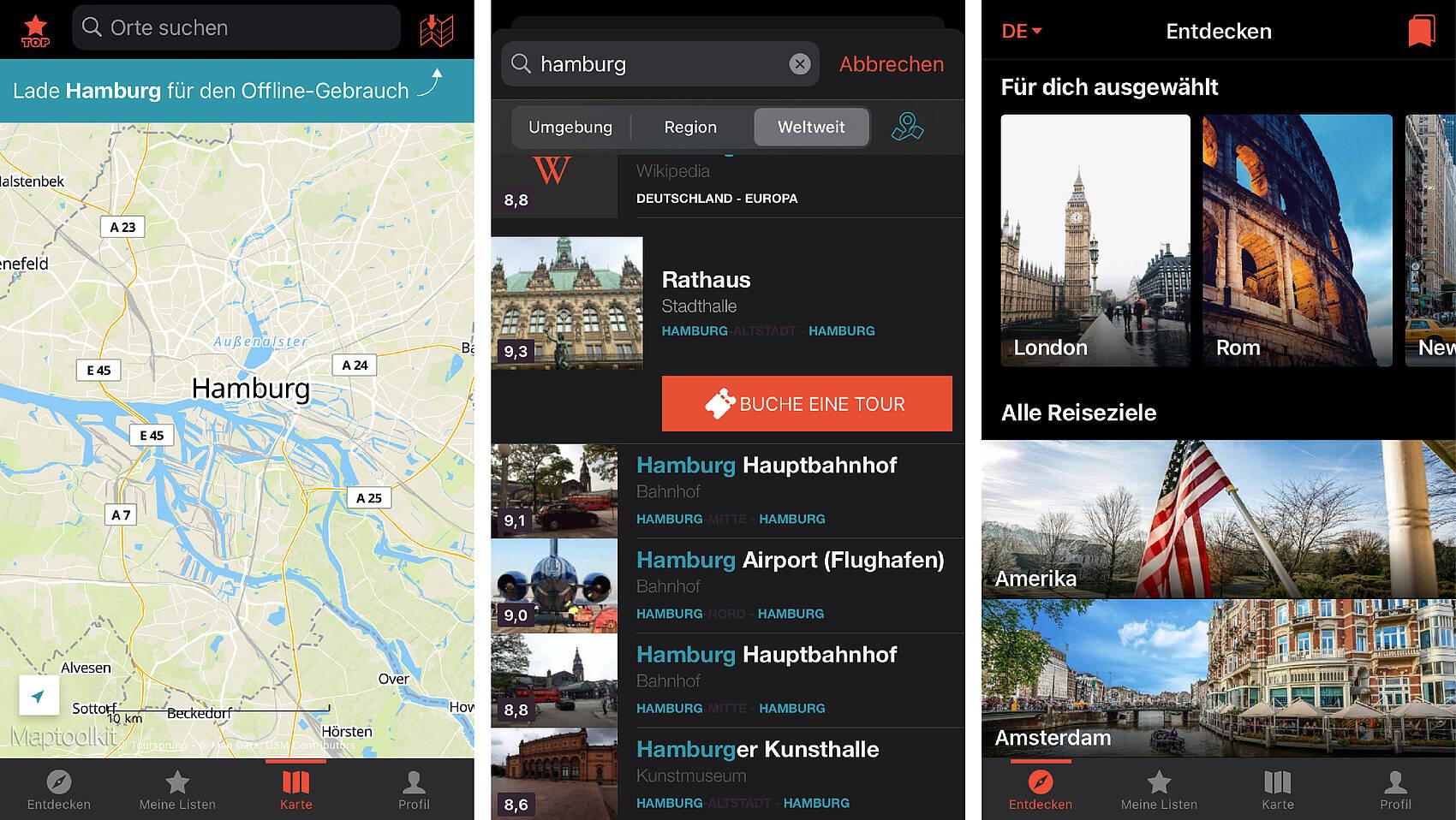 City Maps 2go Offline Karten App