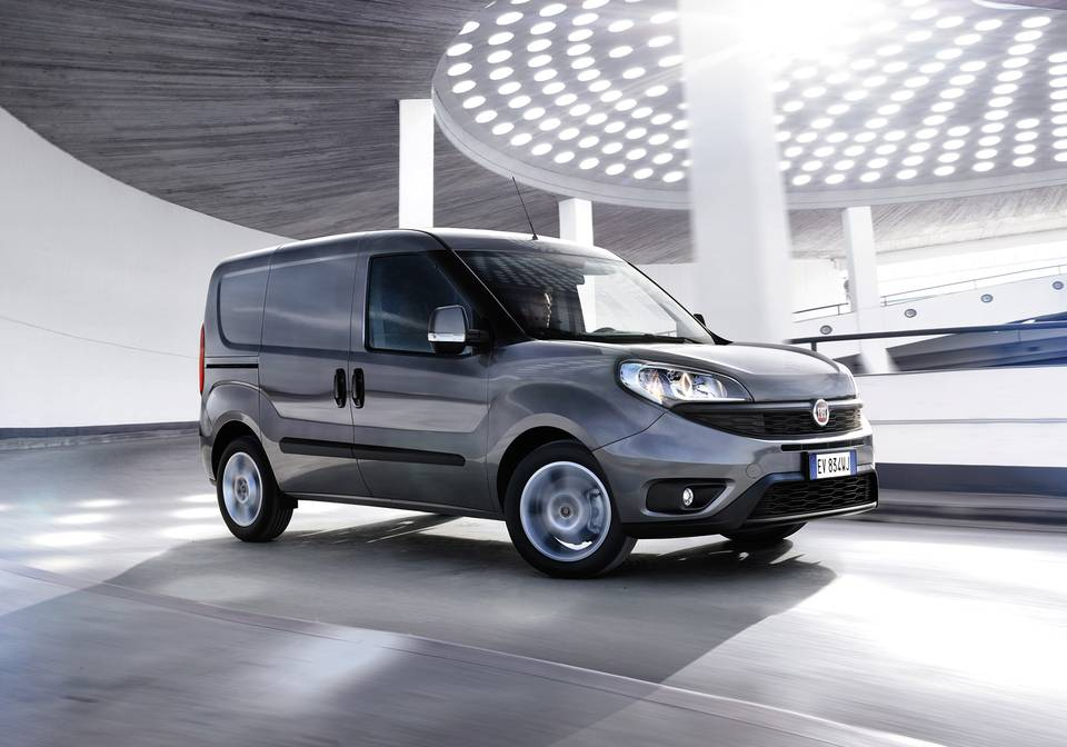 Das innovative Design des Fiat Doblo Cargo