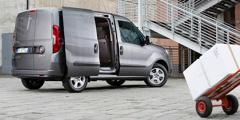 Fiat Lieferfahrzeug