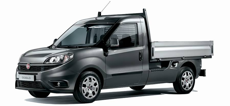 Fiat Doblo Cargo Work up