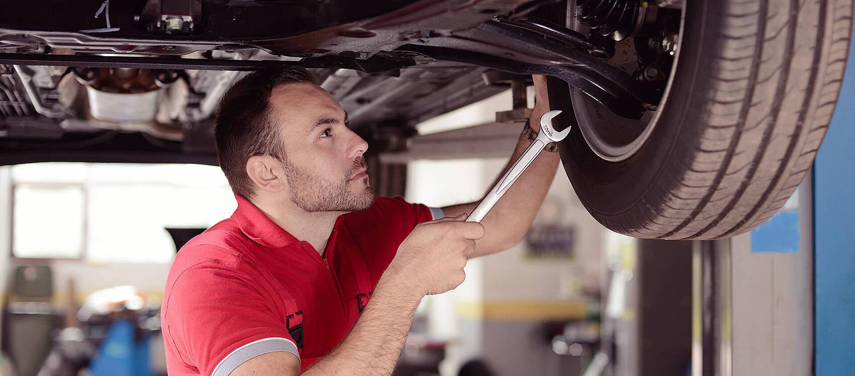 Schneller Hilfe für FIAT Transporter und Wohnmobile