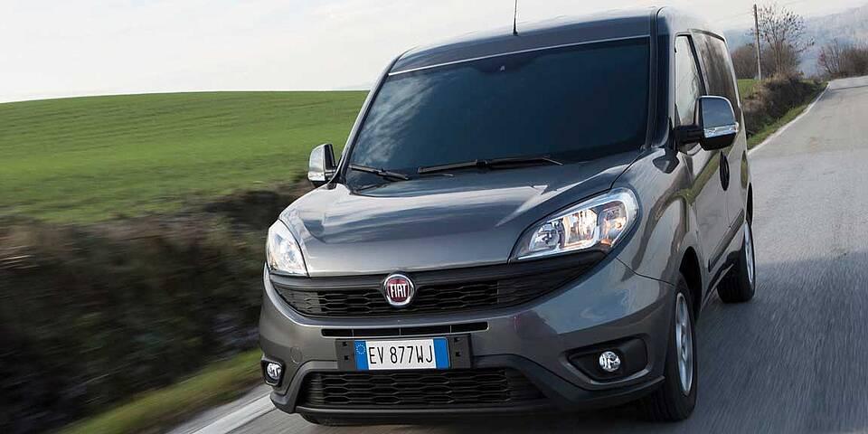 Fiat Doblo Werkstattwagen
