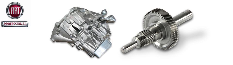Ersatzteile Getriebe und Kraftübertragung