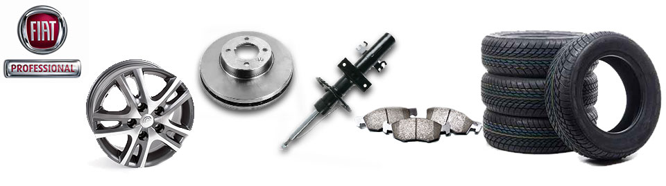 Ersatzteile Fahrwerk, Reifen und Bremsen