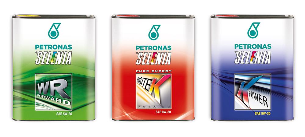 Petronas Motoröle bei KARABAG