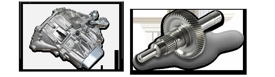 Ersatzteile für Fiat Getriebe