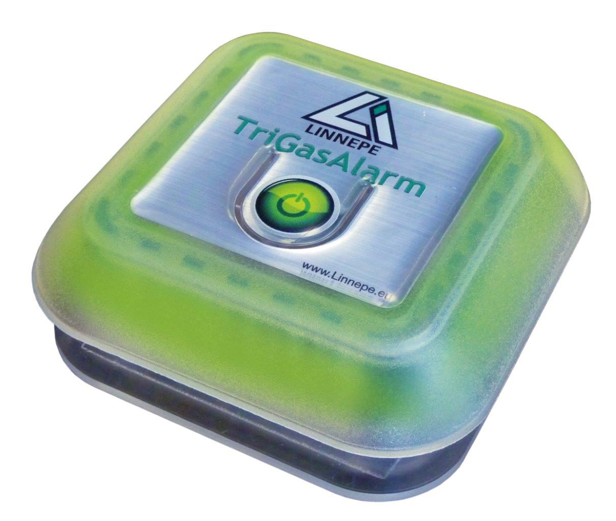 TriGas Alarm für Wohnmobil und Transporter