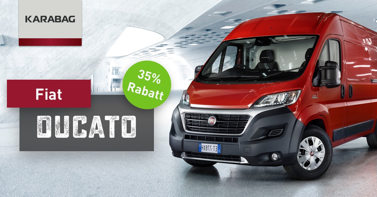 fiat ducato leasing angebote bis zu 35 rabatt sichern. Black Bedroom Furniture Sets. Home Design Ideas