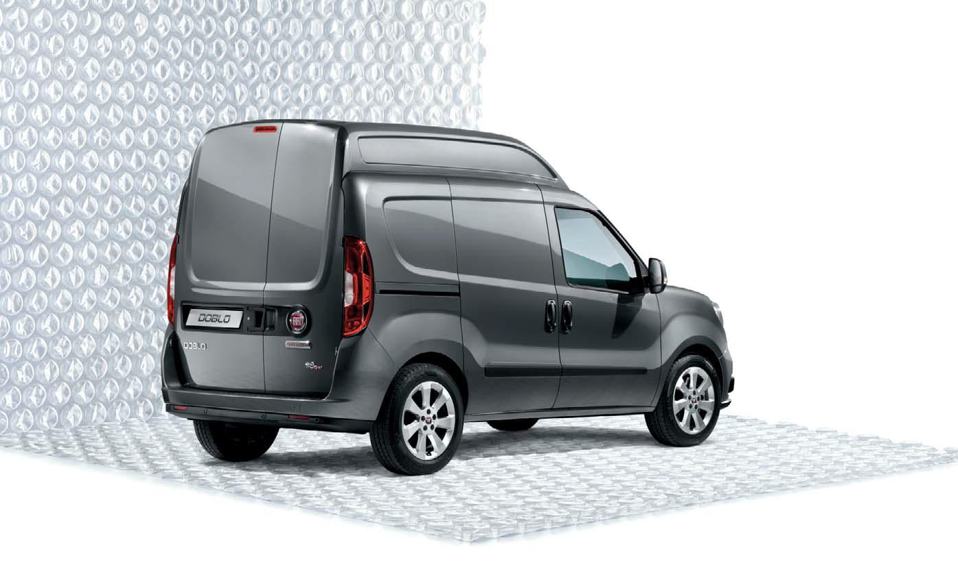 Fiat Doblo Cargo Hochdach