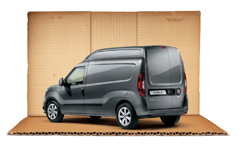 Fiat Doblo Cargo Maxi XL
