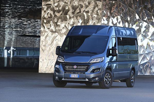Fiat Ducato Personentransporter