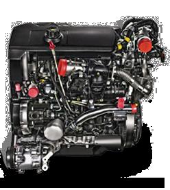 Fiat Ducato 130 Multijet Motor