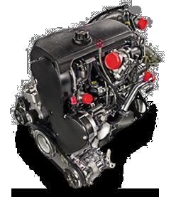 Fiat Ducato 150 Multijet Motor