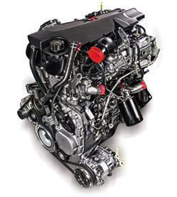 Fiat Ducato 180 Mulitjet Motor