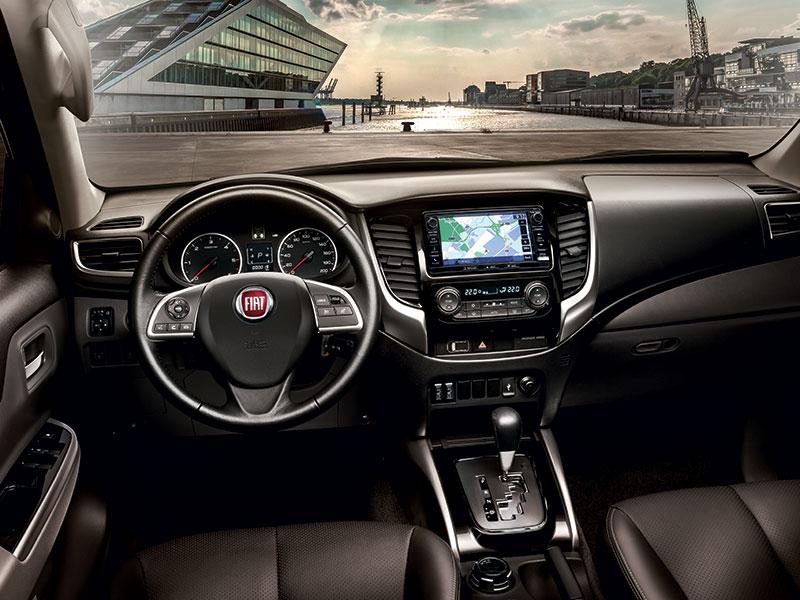 Fiat Fullback Fahrerkabine