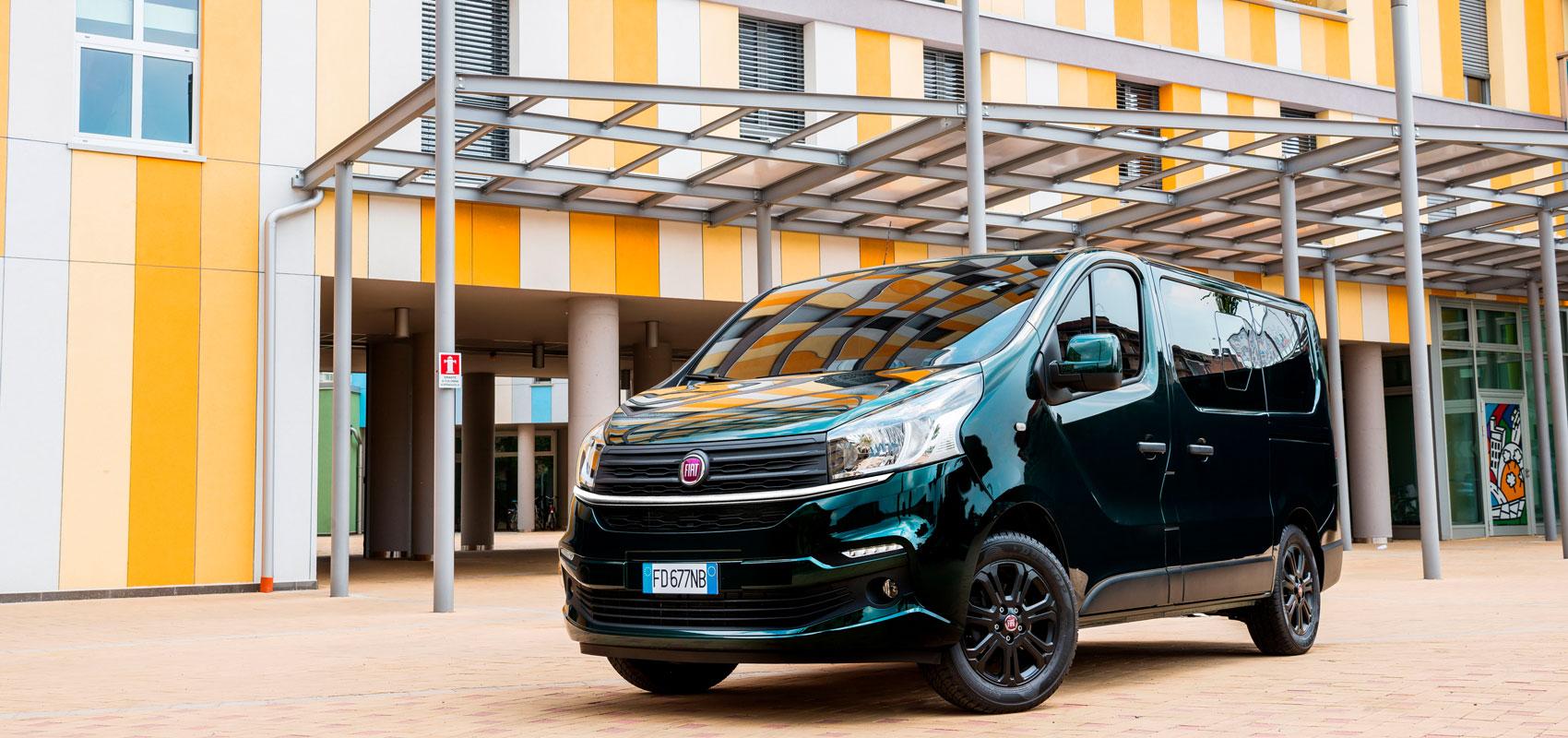 Fiat Talento ist funktional