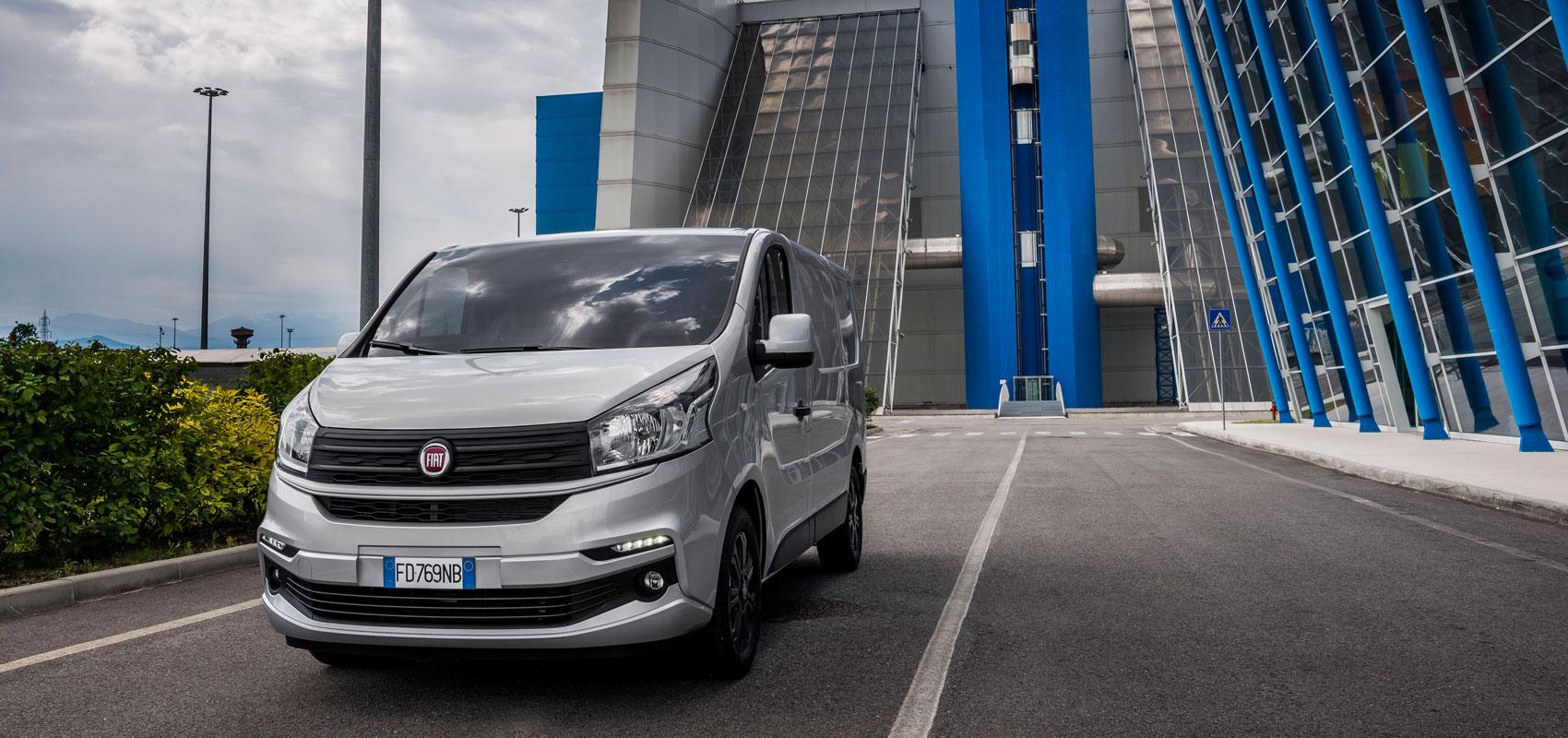 Der Fiat Talento bietet hohe Sicherheits-Standards
