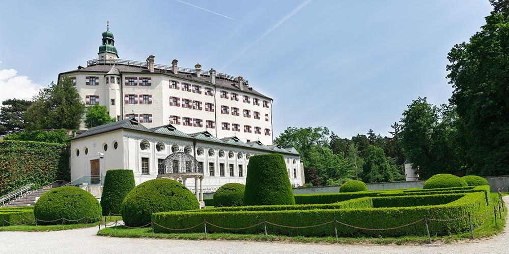 Das Schloss Ambras