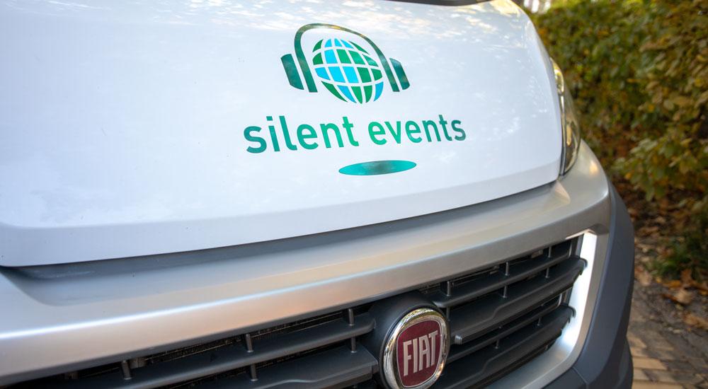 Fiat Ducato von Silent Events®