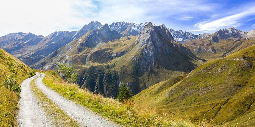 Die Bergwelt Südtirols