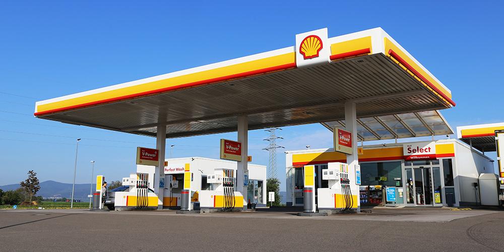 Das Shell-Card-Netzwerk umfasst etwa 25.000 Tankstellen.