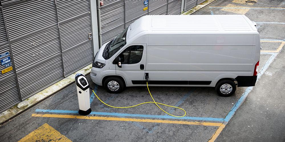 Elektrotransporter richtig laden