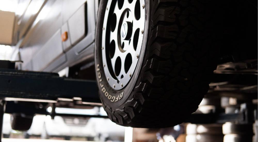 Reifen für Transporter und Wohnmobile