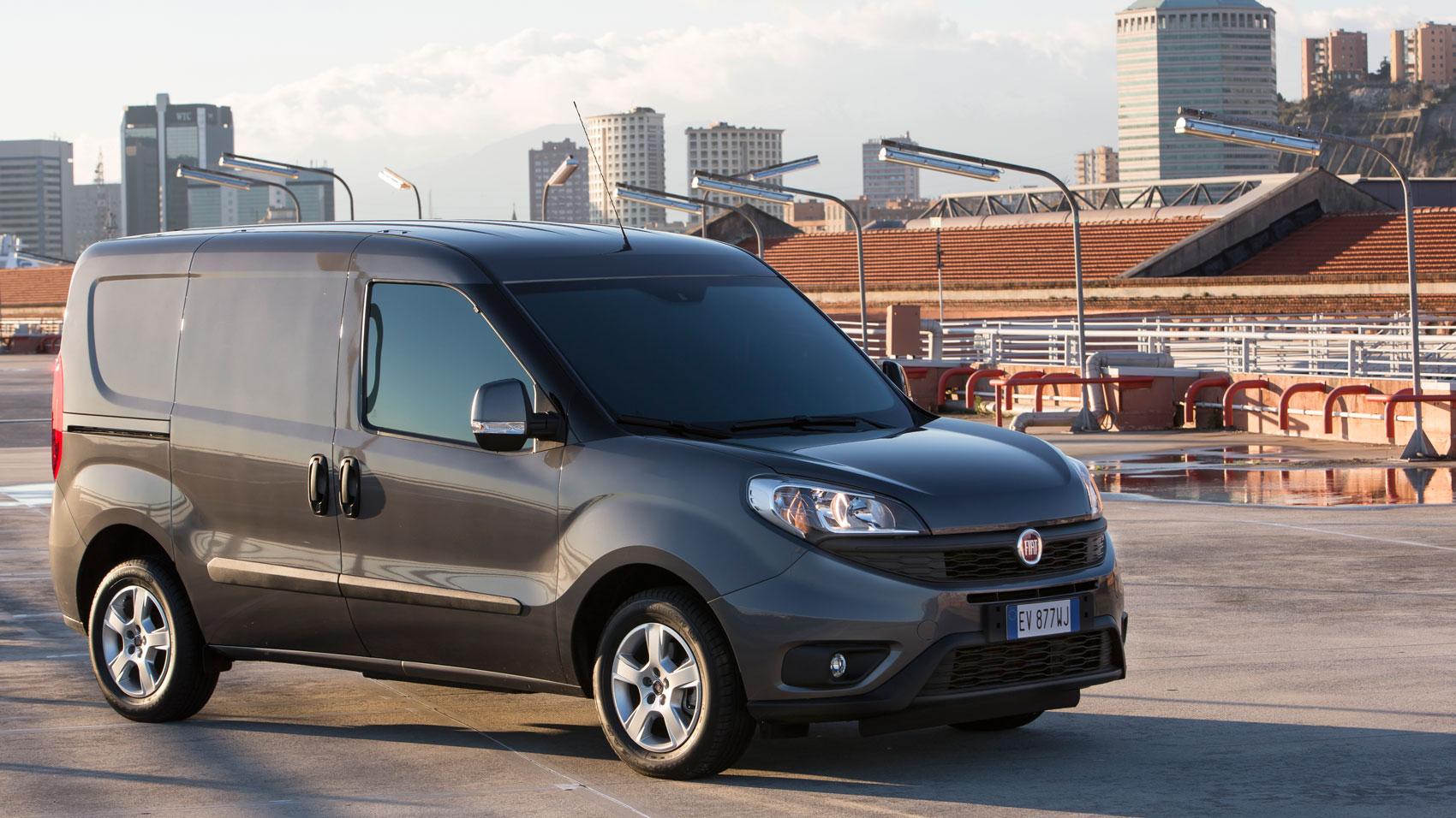 Klimaservice für einen Fiat Transporter
