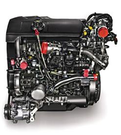 Abbildung des Fiat Ducato 130 Multijet Motor
