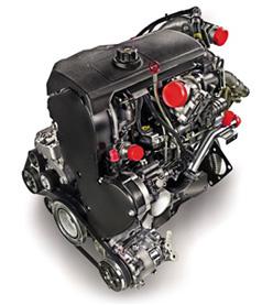 Abbildung des Fiat Ducato 160 Multijet Motor